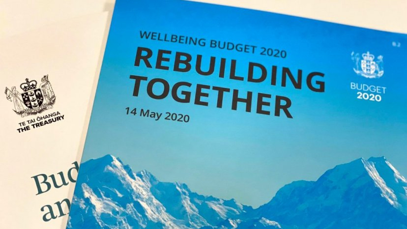 Youth Sector Rainbow Collective question government's 'Rebuilding Together' Budget