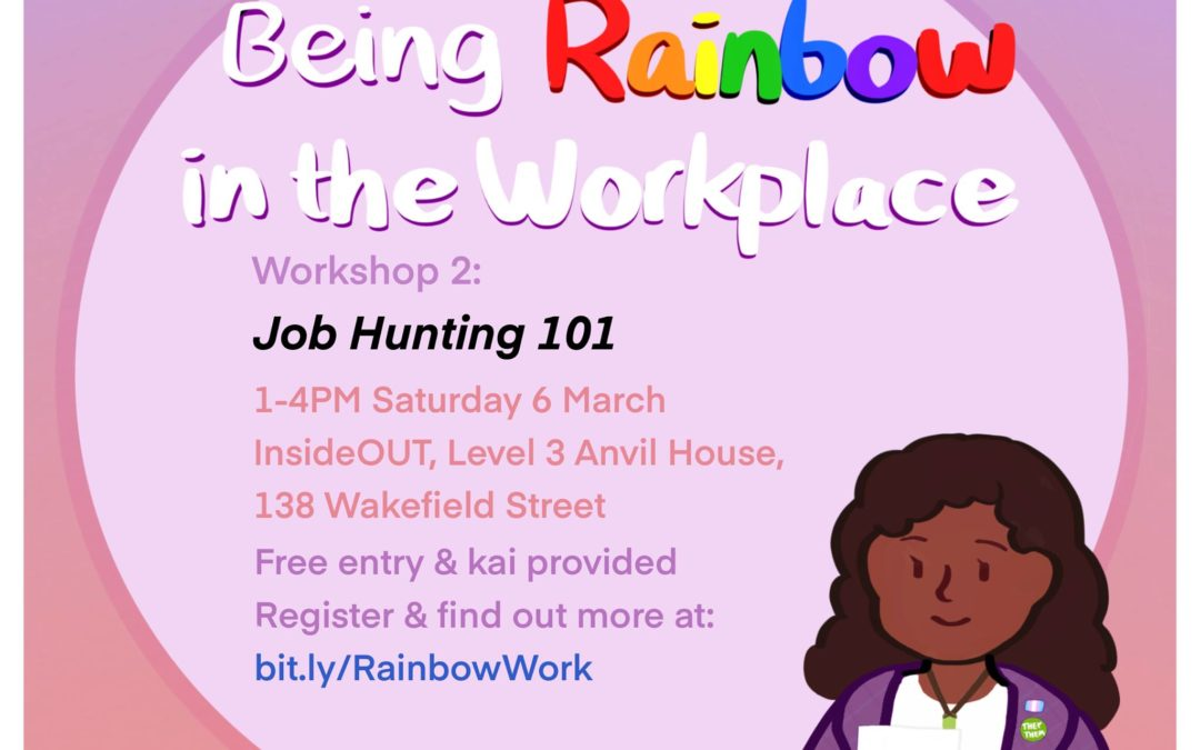Being Rainbow in the Workplace