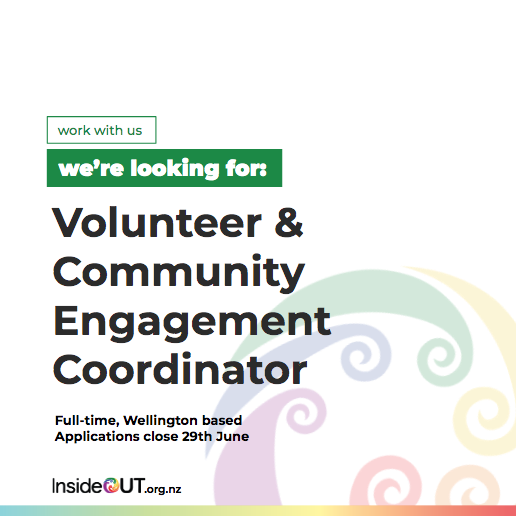 Seeking Volunteer and Community Engagement Coordinator