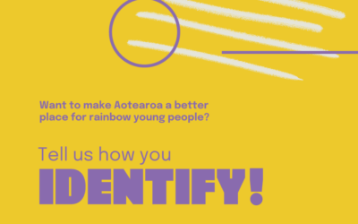Calling all rainbow youth and allies to participate in the Identify Survey (closes August 31)